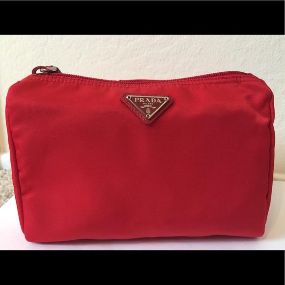 2da75d2d7b95 New Prada Cosmetic Bag. M_5a6f64e5739d48763a1d8e33